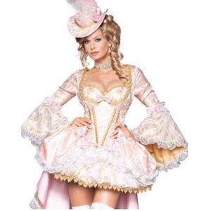 🎃LADIES Vixen of Versailles Costume Wig SZ14+